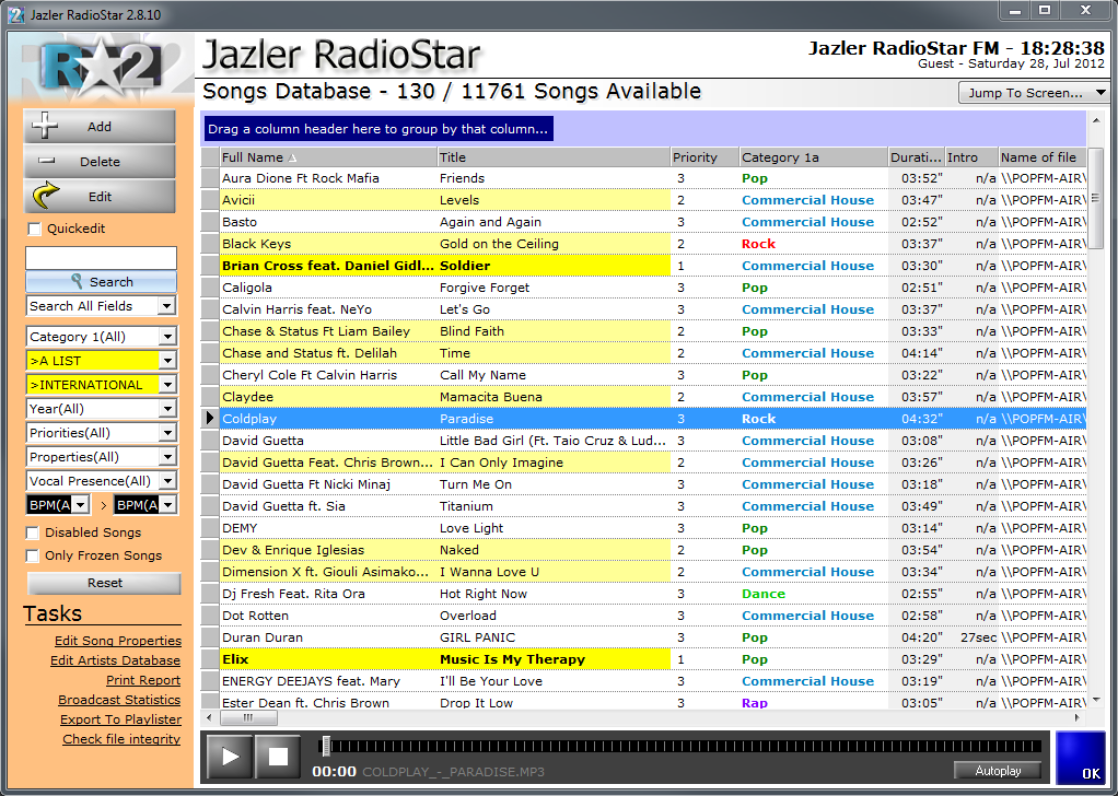 29 full radiostar jazler Nueva versión